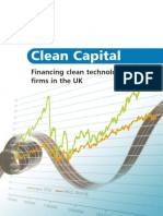 Financing Clean Technology Firms in the U.K.