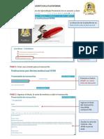Cómo presentar el manuscrito en la plataforma