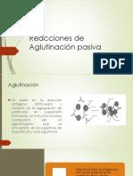 Aglutinación pasiva sub.pptx