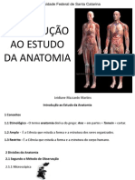 1- Introdução ao Estudo da Anatomia