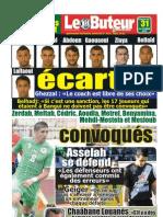 LE BUTEUR PDF du 31/10/2010
