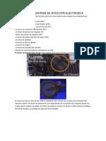 SENSORES DEL SISTEMA DE INYECCION ELECTRONICA.docx
