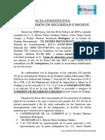 ACTA CONSTITUTIVA SEGURIDAD E HIGIENE.doc