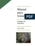 Guarulhos Manual Tratadores SP