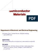 Semiconductors  ppt by kamal