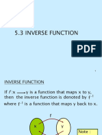 5.3 inverse functions.ppt