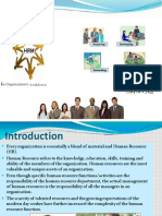Hrm Introduction