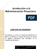 Introduccio Financiera