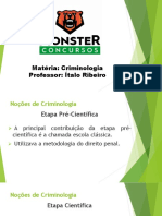 Criminologia-PARTE-02 Monster concursos - Prof Ítalo Ribeiro.pdf