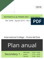 Planificación Anual S1