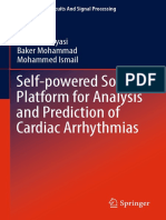 [Analog Circuits and Signal Processing] Hani Saleh, Nourhan Bayasi, Baker Mohammad, Mohammed Ismail - Self-powered SoC Platform for Analysis and Prediction of Cardiac Arrhythmias (2018, Springer International Publi.pdf