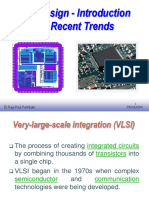 RECENT TRENDS IN VLSI