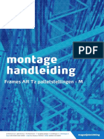 Montagehandleiding Frames AR T2 Palletstellingen M v1