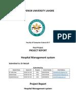 Hospiital Management System