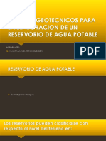 Estudio Geotecnico Para