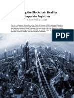 Blockchain Corporate Registries Companion Paper