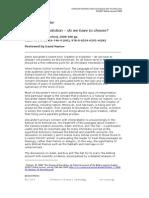 Alexander - Creation or Evolution review