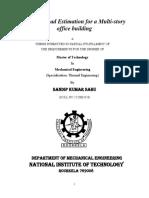 cooling load estimation for multistorey building.pdf