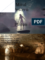 Mitul Peșterii - Platon