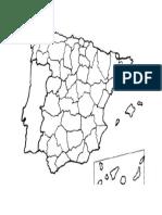 España Comunidades Autonomas