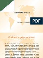 6 Controlul Bugetar