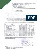 Surat Tugas Pejabat Berwenang