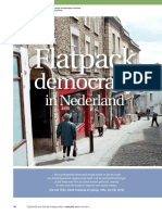 Flatpack Democracy in Nederland