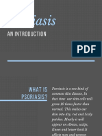 Psoriasis Causes and Symtoms and Treatment