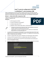 Spanish Windows 7 Setup Guide DVD