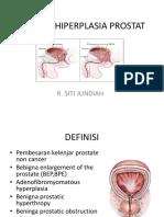 Benigna Hiperplasia Prostat