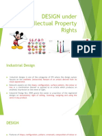 DESIGN Under Intellectual Property Rights