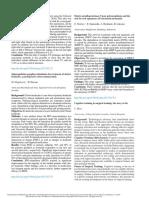 MMP9 Gene Polymorphism