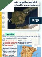 El espacio geográfico español