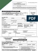 TIP Scholarship Application