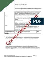 Data Classification Standard