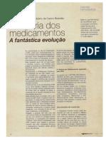 A história dos Medicamentos - A fantástica evolução - Prof. Dr. Lauro D. Moretto e Dagoberto de Castro Brandão (1).pdf