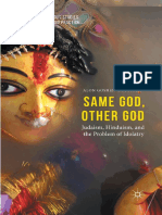 [Interreligious studies in theory and practice] Goshen-Gottstein, Alon - Same God, other god _ Judaism, Hinduism, and the problem of idolatry (2015, Palgrave Macmillan).pdf