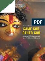 [Interreligious studies in theory and practice] Goshen-Gottstein, Alon - Same God, other god _ Judaism, Hinduism, and the problem of idolatry (2015, Palgrave Macmillan).pdf