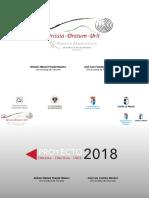 PROYECTO ORISSIA-ORETUM-URÎT