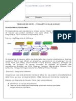 TARBALHO DE GRUPO - FERRAMENTAS DA QUALIDADE.docx