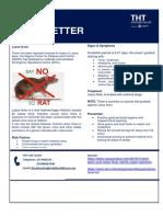 Lassa Fever Information Sheet