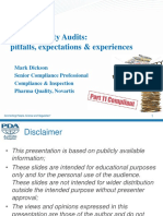 Data Integrity Audits Pitfalls Expectations Amp Experiences