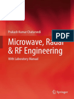 Prakash Kumar Chaturvedi - Microwave, Radar & RF Engineering (2018, Springer Singapore).pdf