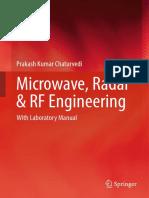 Prakash Kumar Chaturvedi - Microwave, Radar & RF Engineering (2018, Springer Singapore).pdf