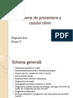 Prezentarea de Caz Clinic