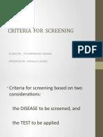 CRITERIA  FOR  SCREENING (1).pptx