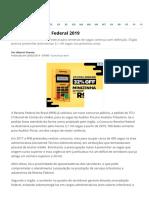 Concurso Receita Federal 2019