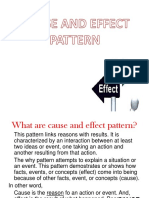 Group 4-Cause and Effect Pattern.pptx