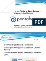 011 Pentaho Ctools Dashboards Fundamental Ambiente Livre