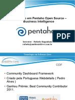 011 Pentaho Ctools Dashboards Fundamental Ambiente Livre
